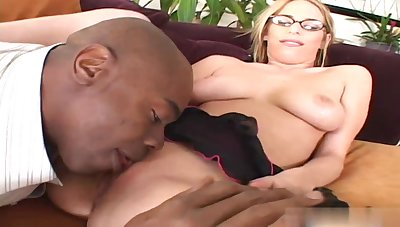 Hot Infant Blond Be thick Son Lain Oi Gets Someone's skin Big Black Cock - school