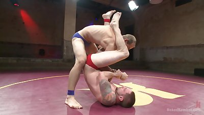 Anal wrestling and basic porn for the merry lovers