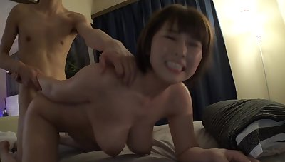 Hot asian MILF amateur xxx videotape
