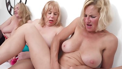 Three Girls On The Table Pt3 - TacAmateurs
