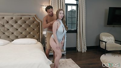 Lovely lass Lena Paul loses herself in a romantic intermission